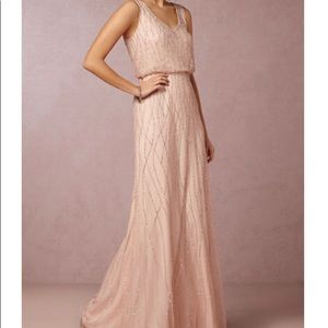 BHLDN Adrianna Papell dress